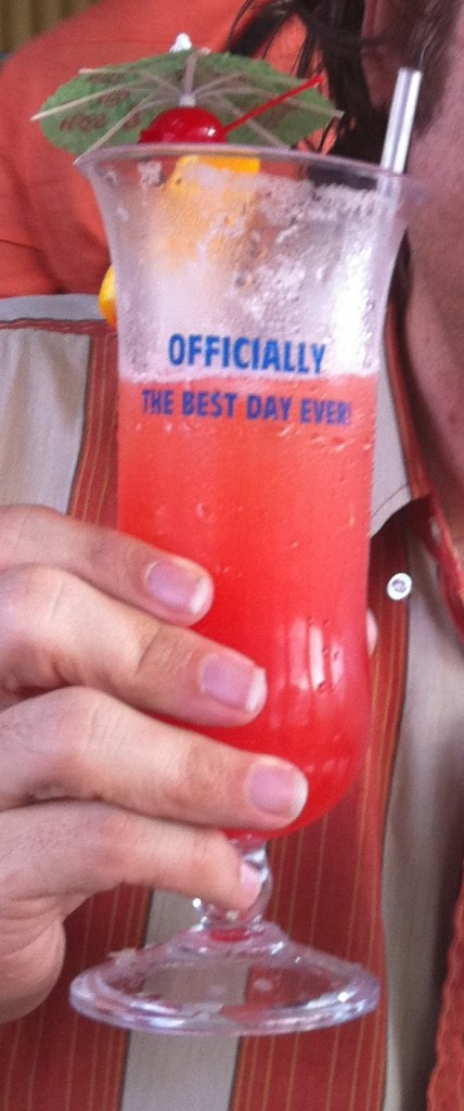 Officially the worst drink ever (until the next one).