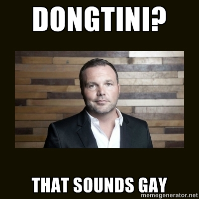 Mark Driscoll of Mars Hill Church has a lot of influence. (Meme lovingly made by Ben from the Grapes of Rad.)