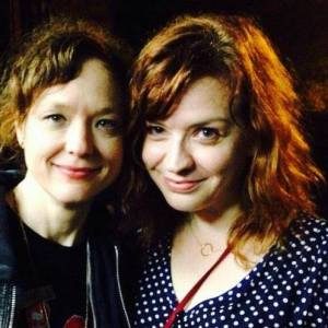 Mary Timony & Stephy eeeee