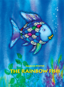 The Rainbow Fish teaches kids that the only way to make people like you is to buy them off.